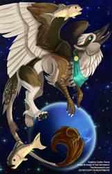 [Gryphon Zodiac] Pisces by Ulario