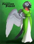 [Paleo Anthros] Passenger Pigeon