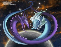 [Beastly Zodiac] Gemini 2019 by Ulario