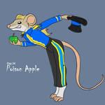 [Halloween Advent] Day 24 - Poison Apple