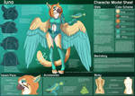 [Personal] Juno - Character Sheet