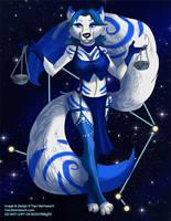 [Heavenly Anthros] Libra by Ulario