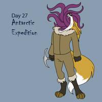 Dark Advent] Day 27 - Antarctic Expedition by Ulario