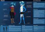[Personal] Vorpax - Species Sheet