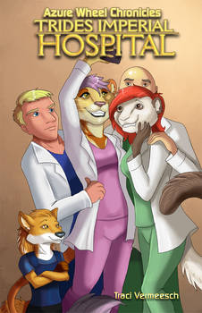 Trides Imperial Hospital - Comics Now On Sale!
