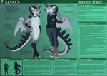 [Personal] Thyreon - Species Sheet