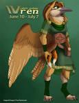 [Celtic Zodiac] Wren