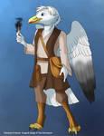 [Mythological May] Sin Eater - Character Design