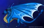 [Mythological May] Blue Ben - Character Design