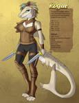 [Anthro Adventurers] Rogue