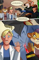 [Diplomatic Immunity] Page 19