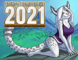 Anthro Bombshells 2021 Calendars Now Available!