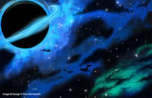 [Space Art] Shepperd's Wake