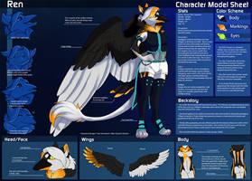 [Personal] Ren - Character Sheet