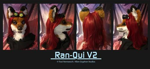[Personal] Ran-Qui - Head
