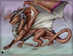 Red Terra Dragon