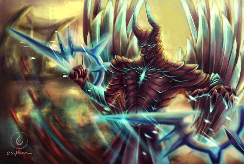 terrorblade dota 2 by cssmuse on deviantart
