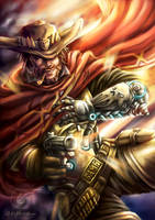 McCree by cssmuse