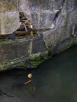 barns-en waterwall