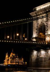 Budapest evening moments