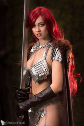 Project Alice Cosplay - Red Sonja