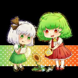 Tiny gardeners