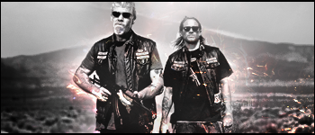 Sons of anarchy by xSlipstone