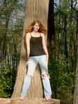 Jessica - Forest Photo Shoot 6
