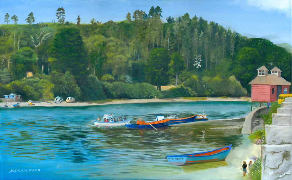 Tenglo Island by ArielRGH