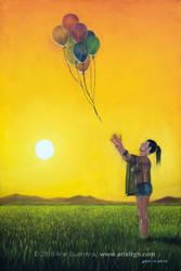 Letting Go by ArielRGH