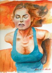 Orange by ArielRGH