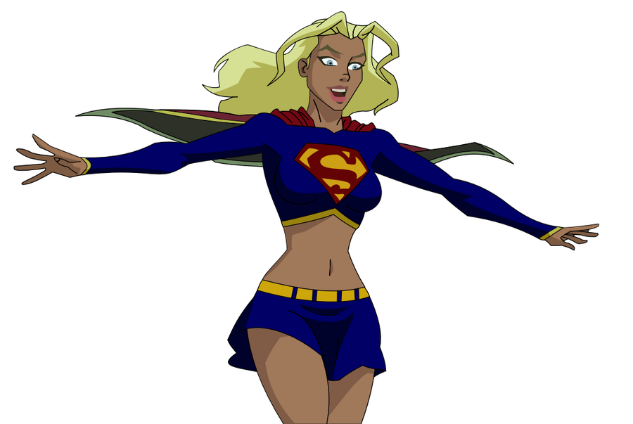 Supergirl by 1984neptune