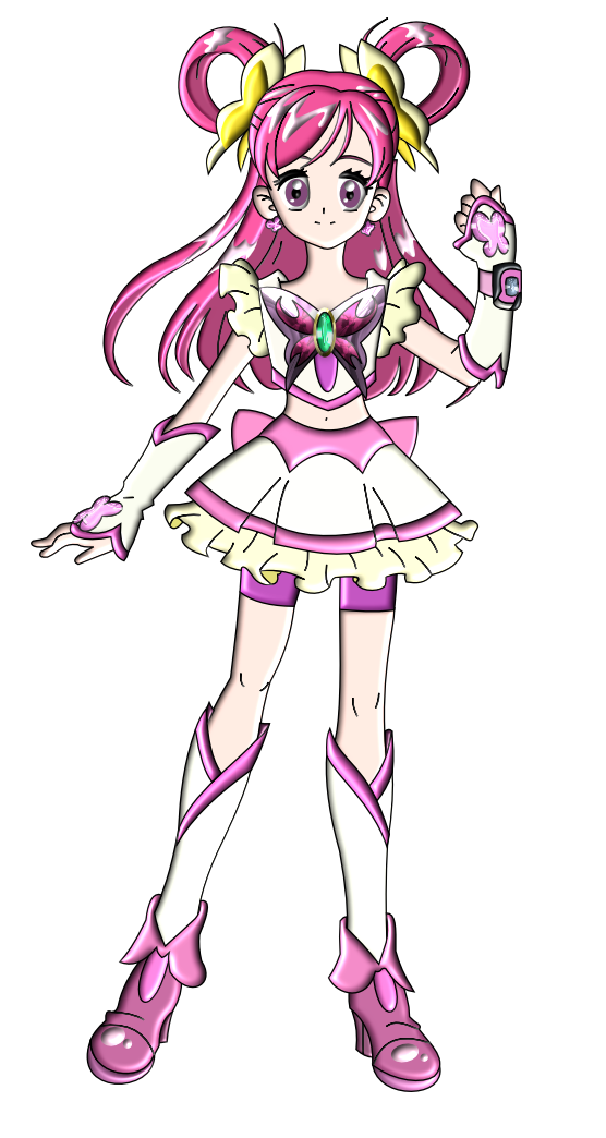 How To Draw Cure Dream