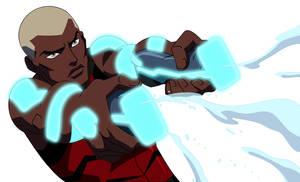 Aqua Lad - Young Justice series 1