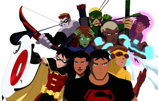 Young Justice - Series 1