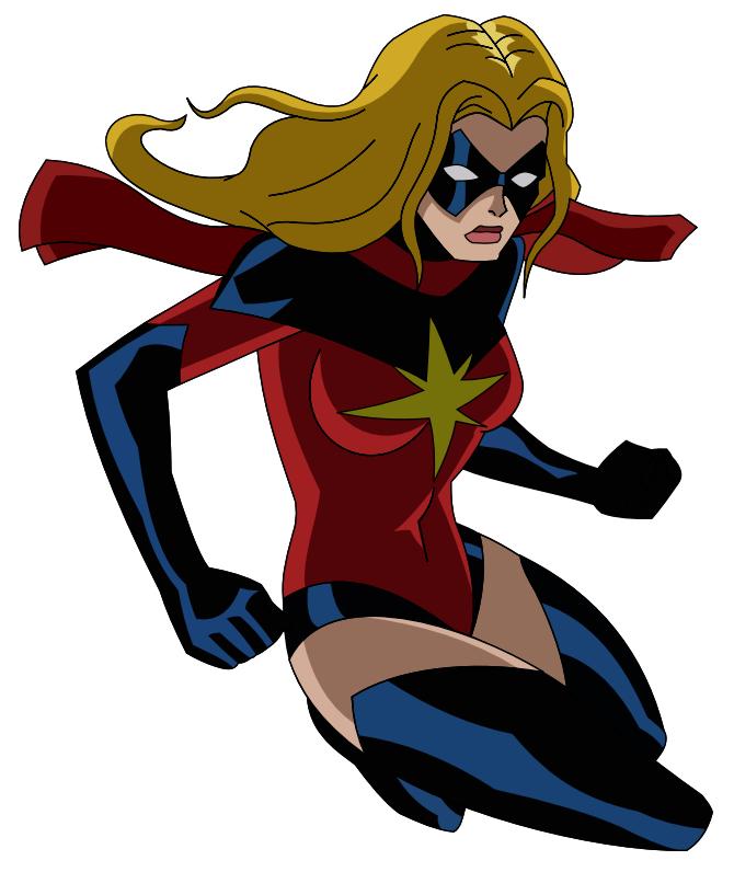 Ms Marvel Avengers Earth's Mightiest Heroes