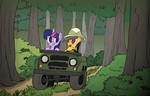ATG Day 10: Daring Do and the UAZ