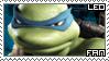 Leonardo Stamp by Miha85
