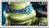 Leonardo Stamp by Miha85