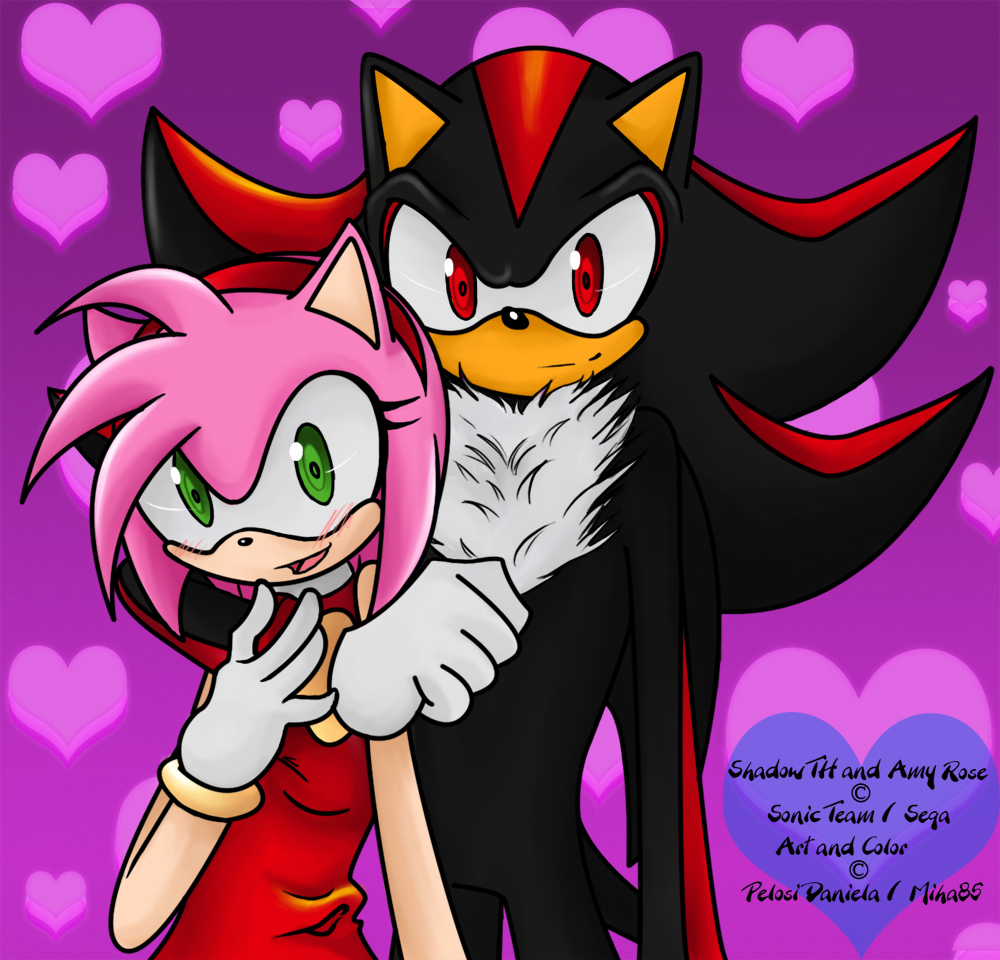 Shadow dating amy