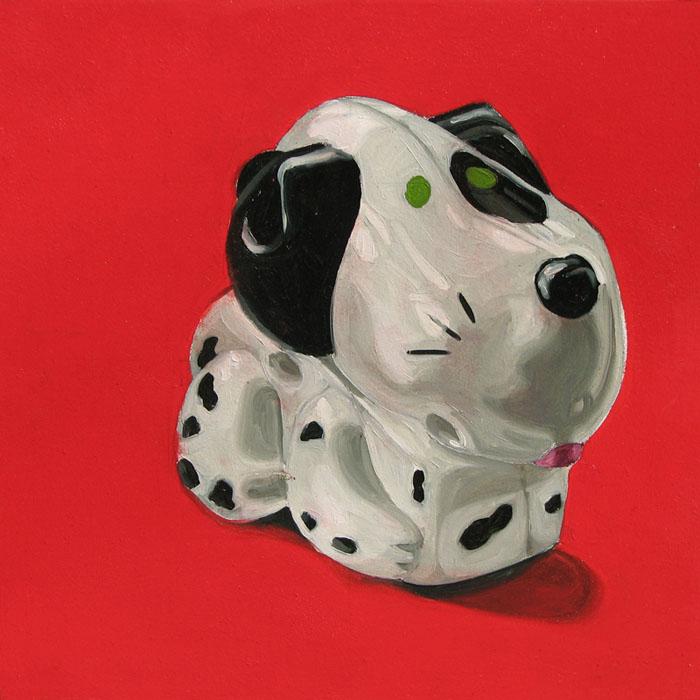 Dog by LehannanSidhe