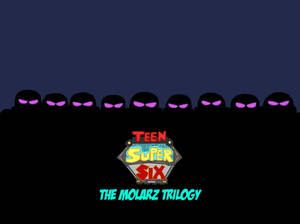 TSS - The Molarz Trilogy Teaser Poster
