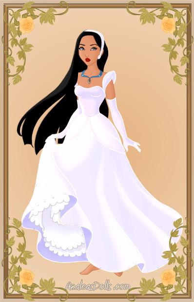 Pocahontas As Cinderella By Javelaud On Deviantart