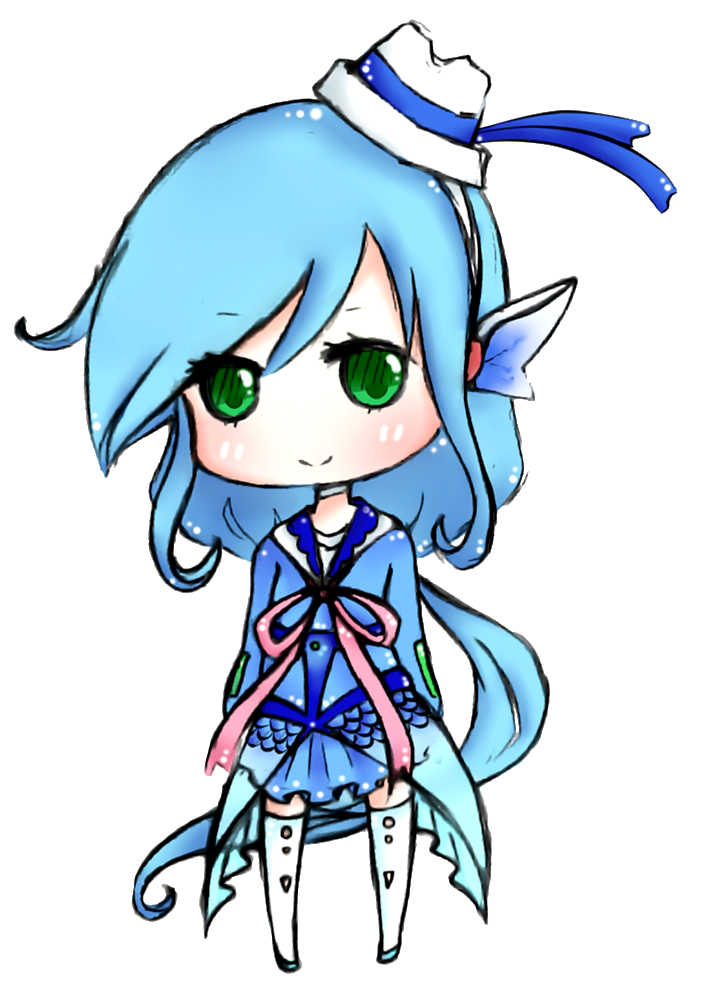 Request: aqua-neptune7 by TinyTiny09