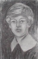 Charcoal Boy by isjusterin