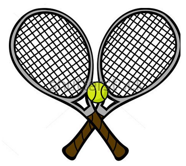 Теннисный рисунок