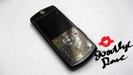 Goodbye Phone by Rogay