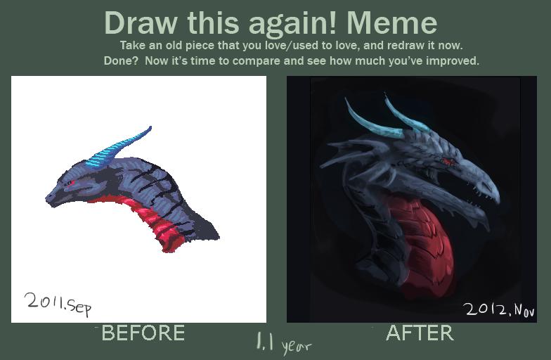 Improvement: Dragon Bust by Polariche