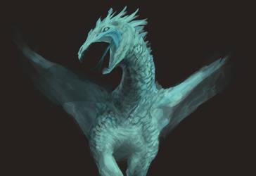 Dragon by Polariche