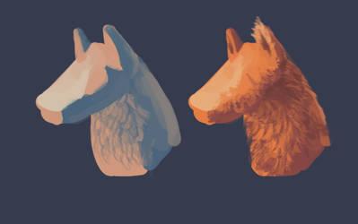 Texture: Fur by Polariche